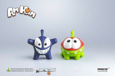 £7.90 • Buy PROSTO Toys / Toy Figurine -  Cut The Rope . Set #6 - 2 Pc. Cartoon Character