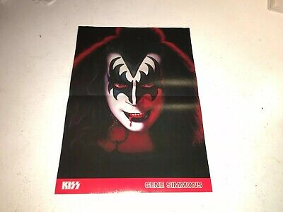 $125 • Buy KISS - 1979 Pop Posters 1 Out Of 4 Posters That Came In The Pop Bags. Era AUCOIN