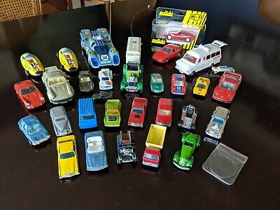 $1.25 • Buy Lot Hot Wheels Matchbox Diecast Cars 70's 80's Porsche Ferrari BMW - NR