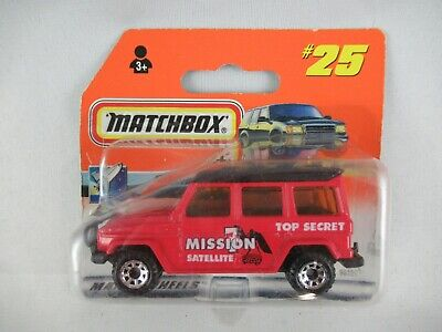 $ CDN8.97 • Buy Matchbox Mercedes Benz G Wagon Mission