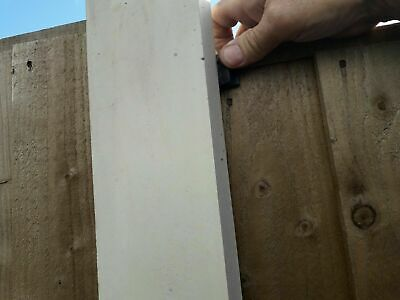 Fence Panel Wedges (20 Pack) Stop Fence Panels Rattling In Wind, Fence Wedges • 8.99£