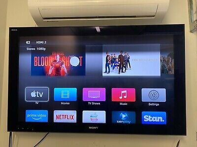 AU138.50 • Buy Sony Colour Plasma 46  TV With 1080P + HDMI + Remote Rouse Hill