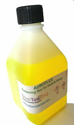 £17.99 • Buy Auroflux 250ml Soldering Flux For Gold And Silver Jewellery And Silversmithing