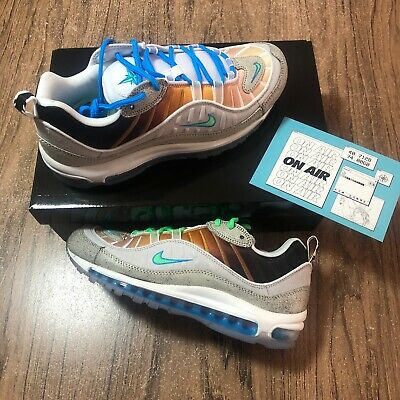 $109.99 • Buy Nike Air Max 98 On Air CI1502-001 NYC La Mezcla Men's Shoes Size 10 NEW IN BOX