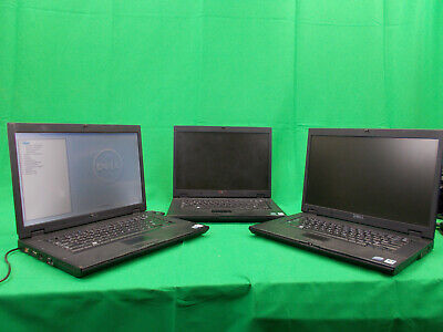 $ CDN70.50 • Buy Lot Of 3 E5500 Dell Latitude Laptops, For Parts Or Repair