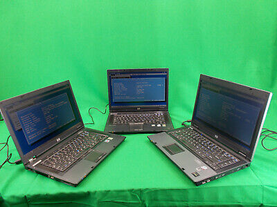 $ CDN70.50 • Buy Mix Lot Of 3 HP Compaq Laptops For Parts Or Repair