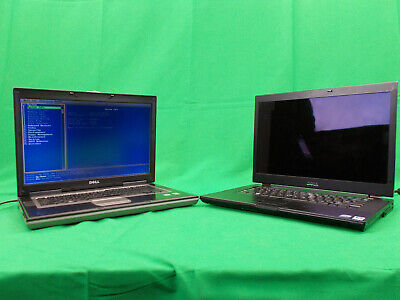 $ CDN70.50 • Buy Mix Lot Of 2 Dell Precision Laptops, For Parts Or Repair M4300 M4400