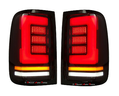 AU348 • Buy *LED* ALTEZZA PERFORMANCE TAIL LIGHT LAMPS TINTED For VOLKSWAGEN AMAROK 2H 2011-