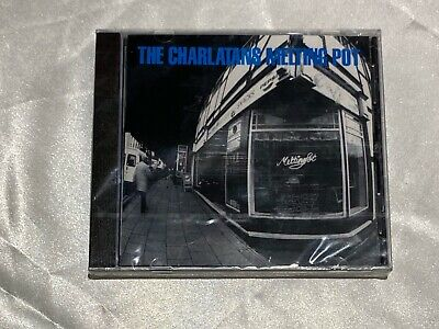 The Charlatans : Melting Pot CD (2002) New And Sealed • 3.79£