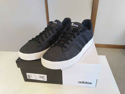 AU40 • Buy Adidas Daily 2.0 Shoes Black Size 9 Brand New