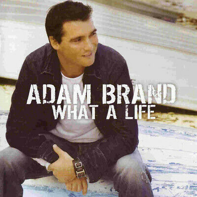 AU7.99 • Buy Adam Brand – What A Life CD Compass Bros. 2006 USED
