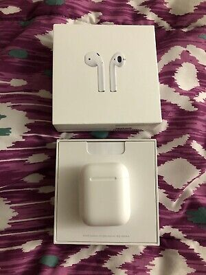 $ CDN100.13 • Buy Apple AirPods With Charging Case - White