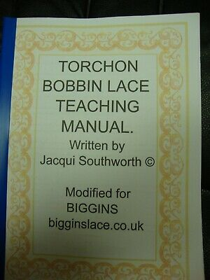 Learning Torchon Lace Making • 6.75£