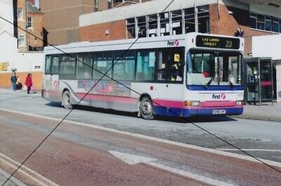 Bus Photo, First Stoke Potteries Photograph Picture, Dennis Dart On Route 23 • 0.40£
