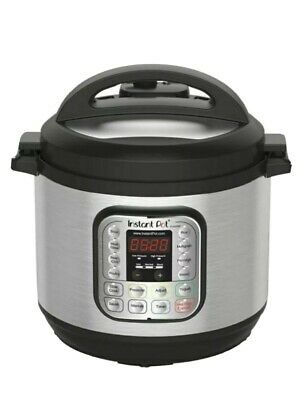 $89.10 • Buy Instant Pot Duo 8QT 7-in-1 Multi-Use Pressure Cooker DUO 80 V2