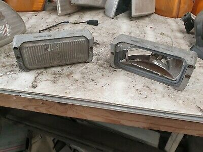 £36.99 • Buy FORD SIERRA SAPPHIRE RS COSWORTH FOGLIGHTS PAIR OF 2WD 4X4 Spares Repair