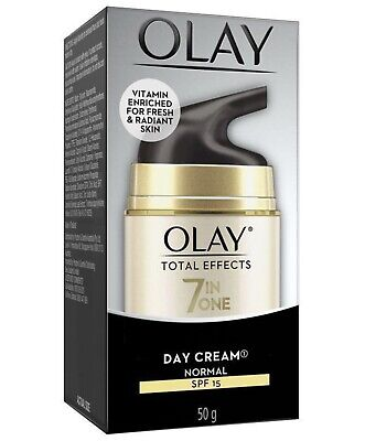 AU25 • Buy Olay Total Effects 7 In One Day Face Cream Normal SPF 15 50g