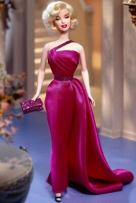 Marilyn How To Marry A Millionaire Barbie Doll 2001 Collector Edition #53982 • 71£