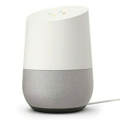 AU50 • Buy Google Home Smart Assistant - White Slate