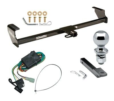 AU285.17 • Buy Trailer Hitch For 99-06 Grand Vitara XL-7 Tracker Complete Package Wiring + Ball