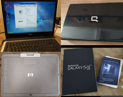 $ CDN280 • Buy 4 Notebooks Lot Smartphone, Tablet, Printer, Camera, Dell, HP, Work Or Not READ