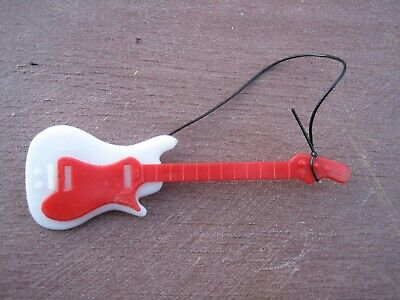 $ CDN8.47 • Buy Vintage BARBIE Doll Clothes Red & White Guitar  60's