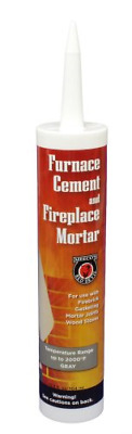 MEECO'S RED DEVIL 121 Furnace Cement And Fireplace Mortar • 9.46£