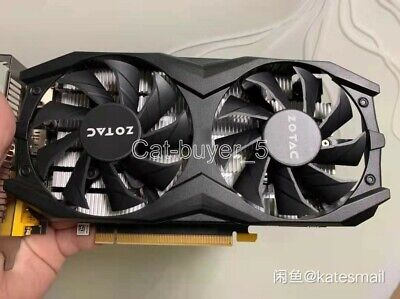 $ CDN378.22 • Buy ZOTAC NVIDIA GeForce GTX1050Ti 4GB GDDR5 PCI-Express Video Card DP DVI HDMI