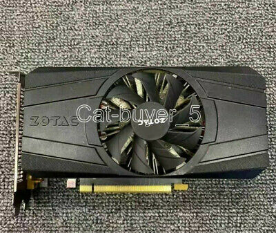 $ CDN340.40 • Buy ZOTAC NVIDIA GeForce GTX1050Ti 4GB GDDR5 PCI-E Video Card DP DVI HDMI