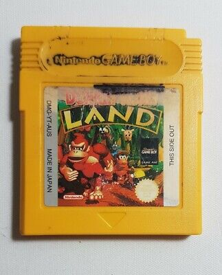 AU15 • Buy Donkey Kong Land (Nintendo Game Boy, 1995)