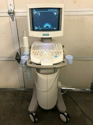 $750 • Buy Siemens Sonoline G20 Ultrasound W/ 10038881 Transducer And Printer