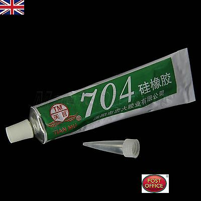 1PC High Temperature 704 Electronic Devices Silicon Rubber Adhesive Sealant Glue • 5.49£