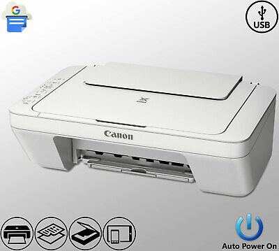 View Details Canon Color Printer Compact All-in-One Copier Scanner MG2522 (Ink Not Included) • 84.32$