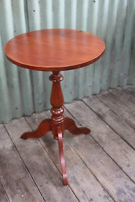 AU125 • Buy An Occasional Round Table On Tripod Base - Wine Table