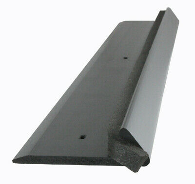 Check Kerb Upstand EPDM Rubber Roofing Edge Trim For Flat Roofs | Black 2.5m • 16.68£