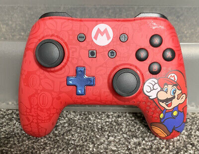 $16.99 • Buy Nintendo Switch Wired Controller Super Mario Edition Power A (No Power Cord)