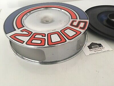 AU850 • Buy Torana LC GTR Air Cleaner Assembly Holden Not HB LJ TA XU1
