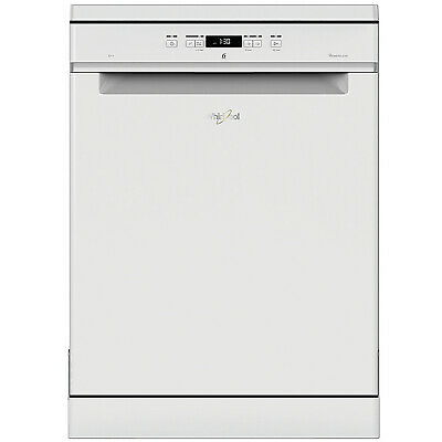 View Details Whirlpool Freestanding WFC3C24PUK 60cm Dishwasher A++ - White • 349.00£