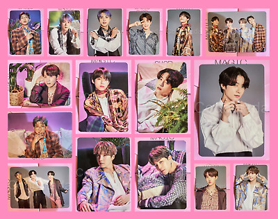 $11.99 • Buy BTS Official Japan Magic Shop 5th Muster Photocard + Tracking #