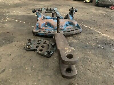 Fordson Major Complete Drawbar Assembly With All Bolts And Brackets  • 210£