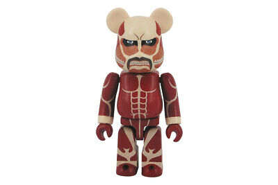 $49.99 • Buy Attack On Titan Bearbrick 100% Series 27 S27 Be@rbrick Horror Medicom Toy Rare