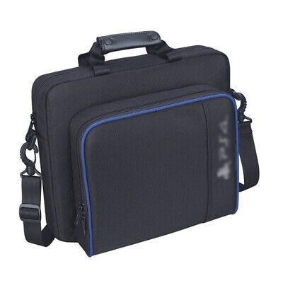 AU23.99 • Buy For PS4/Pro/Slim Game Consoles Accessories Shoulder Bag Travel Carry Case O4D5