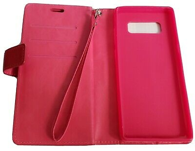 $ CDN12.45 • Buy For Samsung Galaxy Note 8 Flip Leather Phone Case Cover Card Wallet Stand