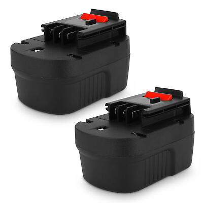2x Battery 12V, 3Ah, For Black & Decker FSB12 HPB12 A1712 A12E A12 A12F A12NH • 84.90£
