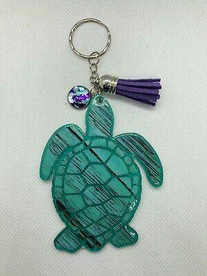 $9 • Buy Sea Turtle Keychain Gift For Women Car Accessories