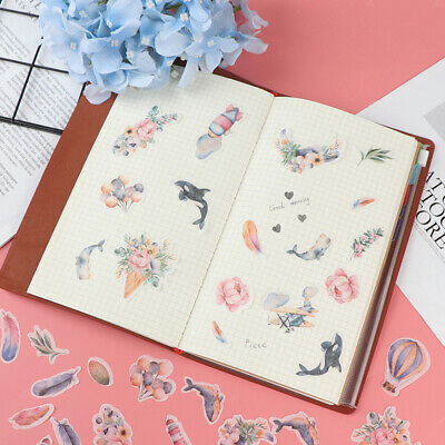 AU15.86 • Buy Planner Diary Stickers Stationery Scrapbooking Decor For Bullet Journal Al JC.AU