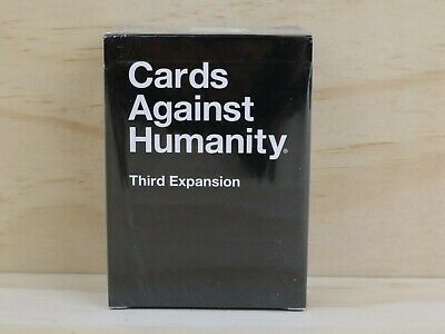 AU17.99 • Buy Cards Against Humanity Third Edition - New + Sealed - Expansion Pack