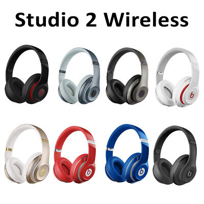 Beats By Dr. Dre Studio 2 2.0 Wireless Bluetooth Noise Cancellation Headphones • 99.27£