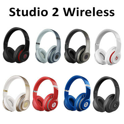 Beats By Dr. Dre Studio 2 2.0 Wireless Bluetooth Noise Cancellation Headphones • 100.35£