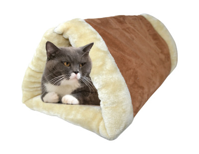 £12.99 • Buy Self Heating Cat Tunnel And Bed